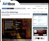 Arts of the Gilded Age