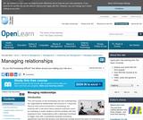 Managing Relationships