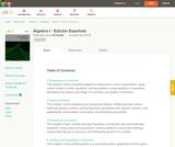 Algebra I - Edicion Espanola (Student's Edition)