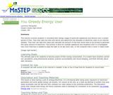 You Greedy Energy User
