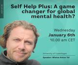Nordic Global Health Talks #1: Self Help Plus - A game changer for global mental health (61:00)