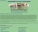 An American Time Capsule: Broadsides and Printed Ephemera, 1600-2000