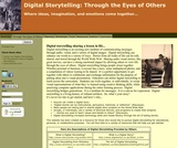 Digital Storytelling: Through the Eyes of Others