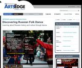 Discovering Russian Folk Dance