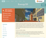 Energy3D Computer-Aided Design and Fabrication Tool for Making Model Buildings