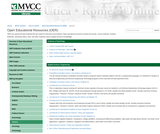 MVCC Libraries at Mohawk Valley Community College