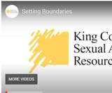 Boundaries, Consent, Healthy Relationships