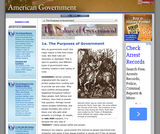 01a. The Purposes of Government