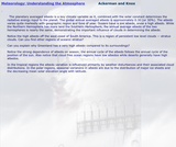Meteorology: Understanding the Atmosphere