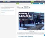 Planning a STEAM Day
