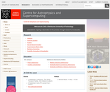 Centre for Astrophysics and Supercomputing, Swinburne University of Technology