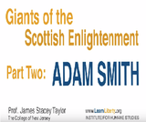 Giants of the Scottish Enlightenment: Adam Smith