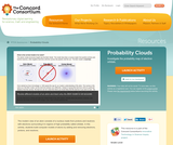 Concord Consortium: Probability Clouds