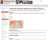 ConcepTest: Worldwide Applications of Tectonic Theory #1
