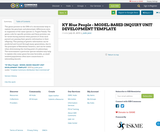KY Blue People - MODEL-BASED INQUIRY UNIT DEVELOPMENT TEMPLATE