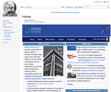 Various OER developments from Otago Polytechnic on Wikieducator