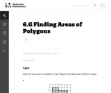 Finding Areas of Polygons, Variation 1