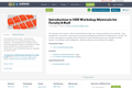 Introduction to OER Workshop Materials for Faculty & Staff