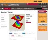 Quantum Theory I, Fall 2002
