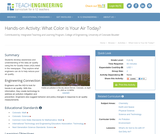 What Color is Your Air Today?