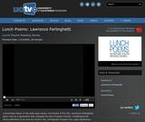 Lunch Poems: Lawrence Ferlinghetti