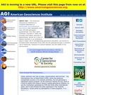American Geological Institute Homepage