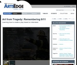 Art from Tragedy: Remembering 9/11