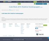 Code Week 2014: Reaktive Voodoopuppen
