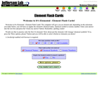 Element Flash Cards