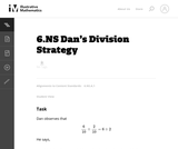 Dan's Division Strategy