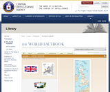 CIA World Factbook: United Kingdom