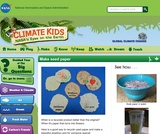 Climate Kids: Make Seed Paper