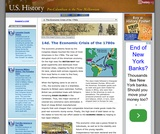 14d. The Economic Crisis of the 1780s