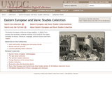 Eastern European and Slavic Studies Collection