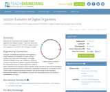 Evolution of Digital Organisms