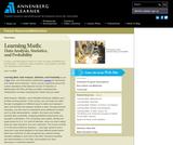 Learning Math: Data Analysis