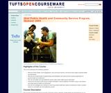 Oral Public Health and Community Service Program