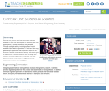 Students as Scientists