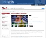 Public Health Toxicology