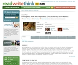 Investigating Junk Mail: Negotiating Critical Literacy at the Mailbox