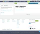 Adopt-a-Book Activity