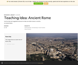 Teaching Idea: Ancient Rome