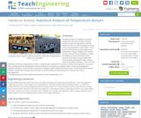 Statistical Analysis of Temperature Sensors