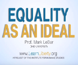 Equality as an Ideal