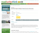 Catching the Bug for Reading Through Interactive Read-Alouds