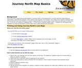 Journey North Map Basics