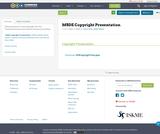 MSDE Copyright Presentation