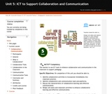 ICT to Support Collaboration and Communication