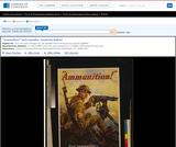 Ammunition! and Remember - Bonds Buy Bullets!