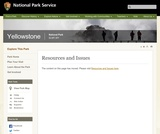 Yellowstone Resources and Issues